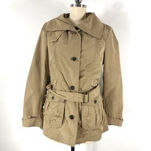 Cole Haan Button Up Utility Jacket Sz. 10